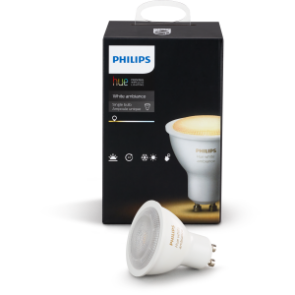 Philips Hue White Ambiance Single bulb GU10